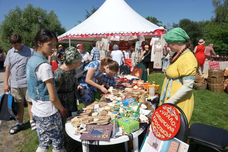 Фестиваль славянского искусства «Русское поле» 2016