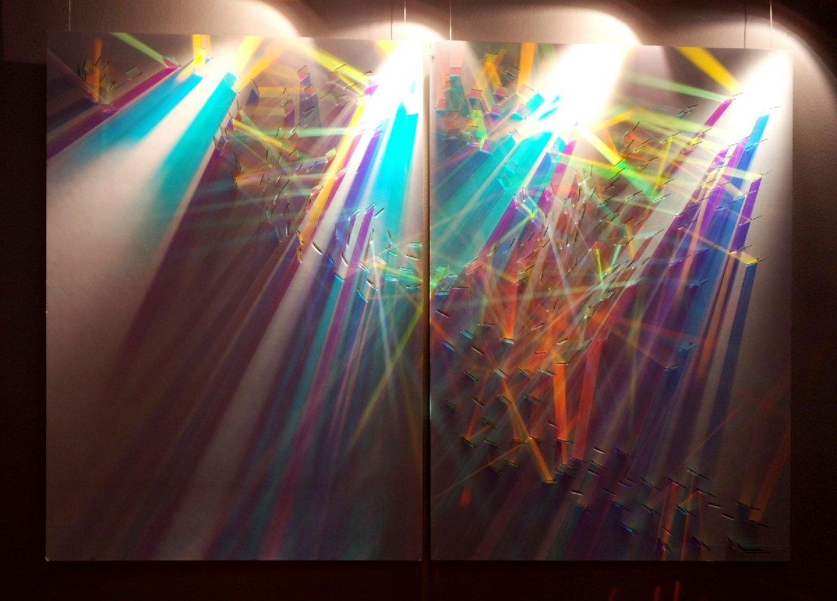Выставка «Нестрашные сказки. Художественное стекло Юлии Мерзликиной»