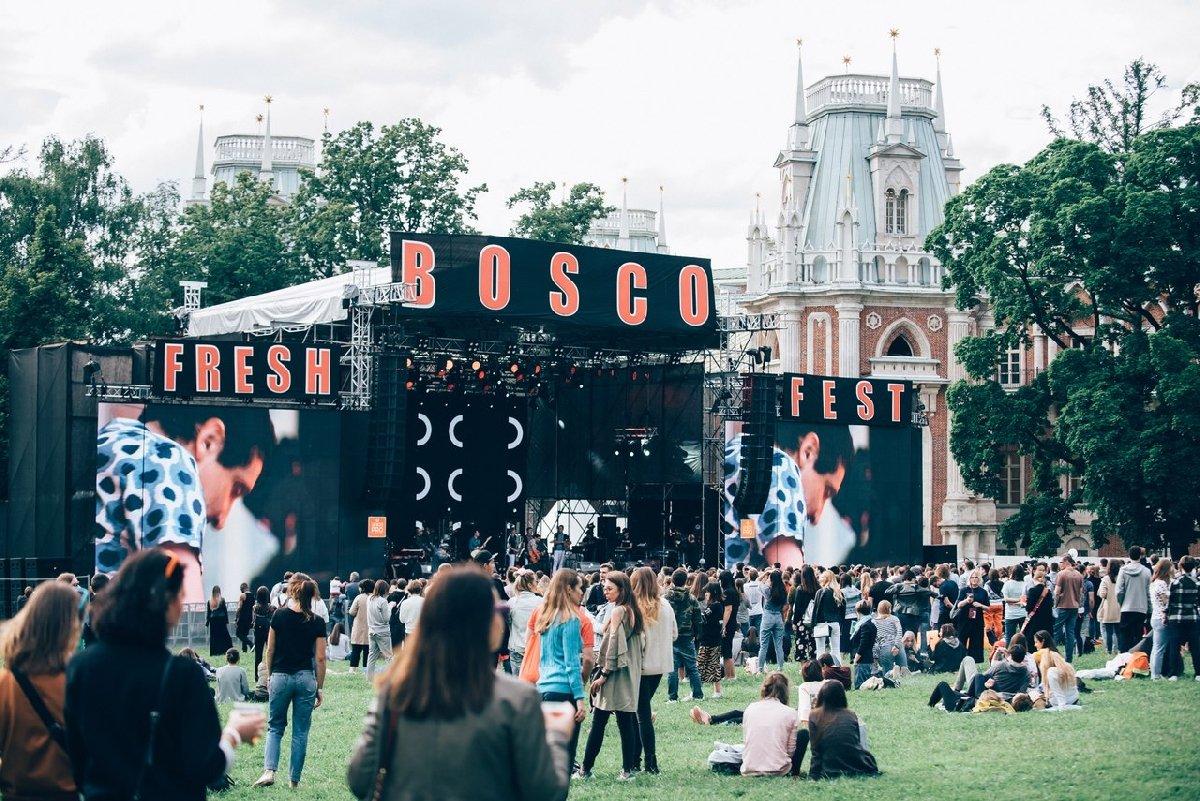 Bosco Fresh Fest 2018