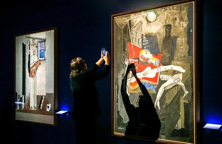 Выставка «Сальвадор Дали. Магическое искусство»