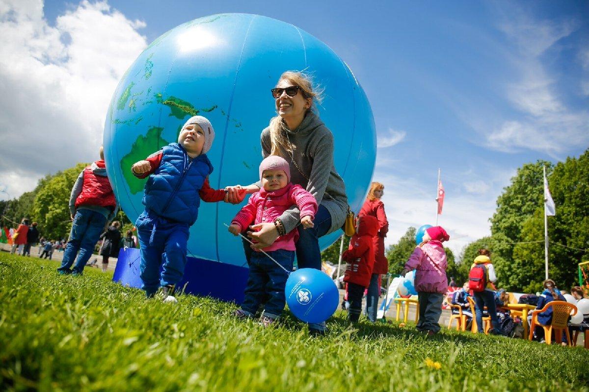 День защиты детей вМосковском Дворце пионеров 2018
