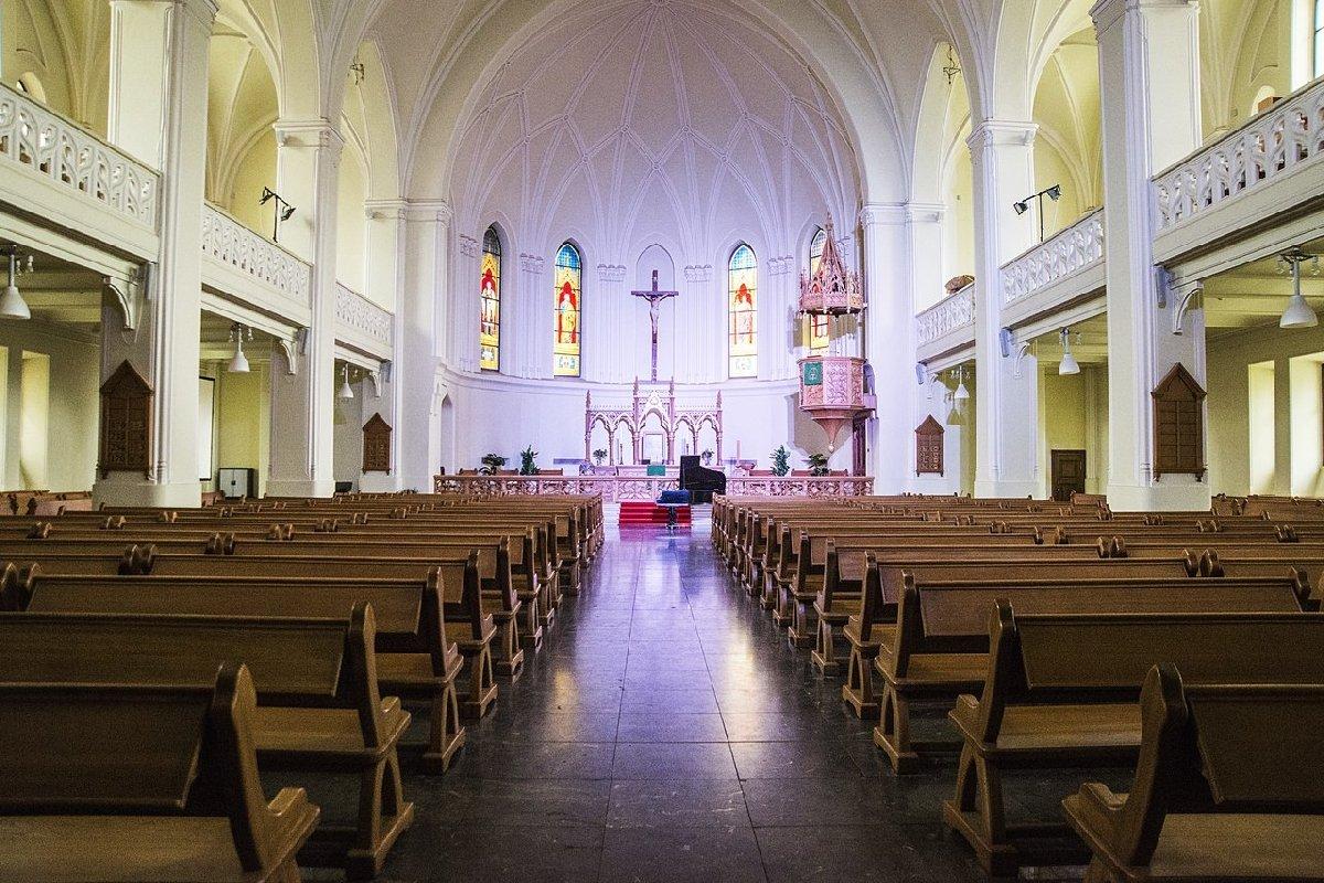 Кафедральный собор святых Петра иПавла