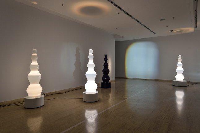 Выставка «Группа Zero: Гюнтер Юккер, Хайнц Мак, Отто Пине»