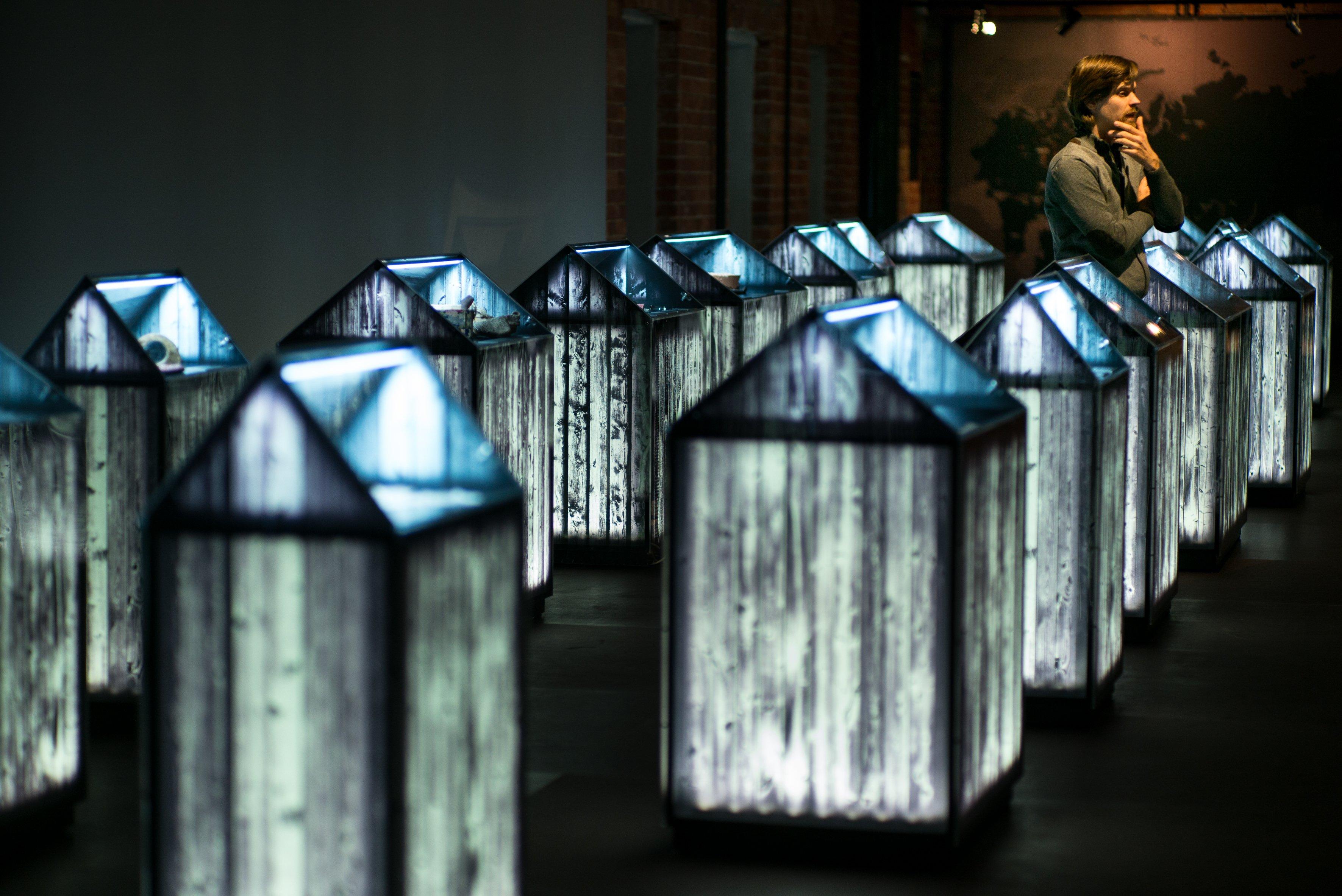 Выставка «Национальная память оГУЛАГе»