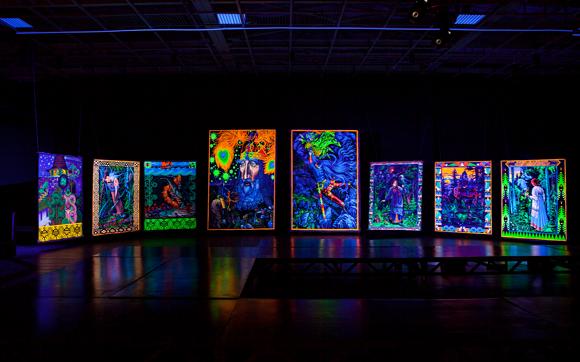 Выставка «Лабиринт Сказок»