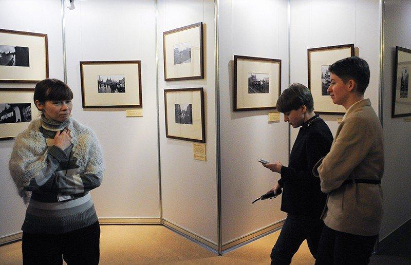 Выставка «Портрет музея нафоне истории. Фотографии 1876–2015 гг.»