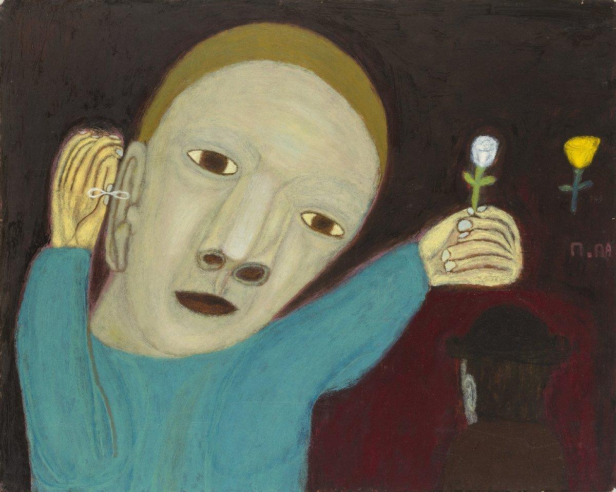 Выставка «Синкретизм   Бесконечность ироза»