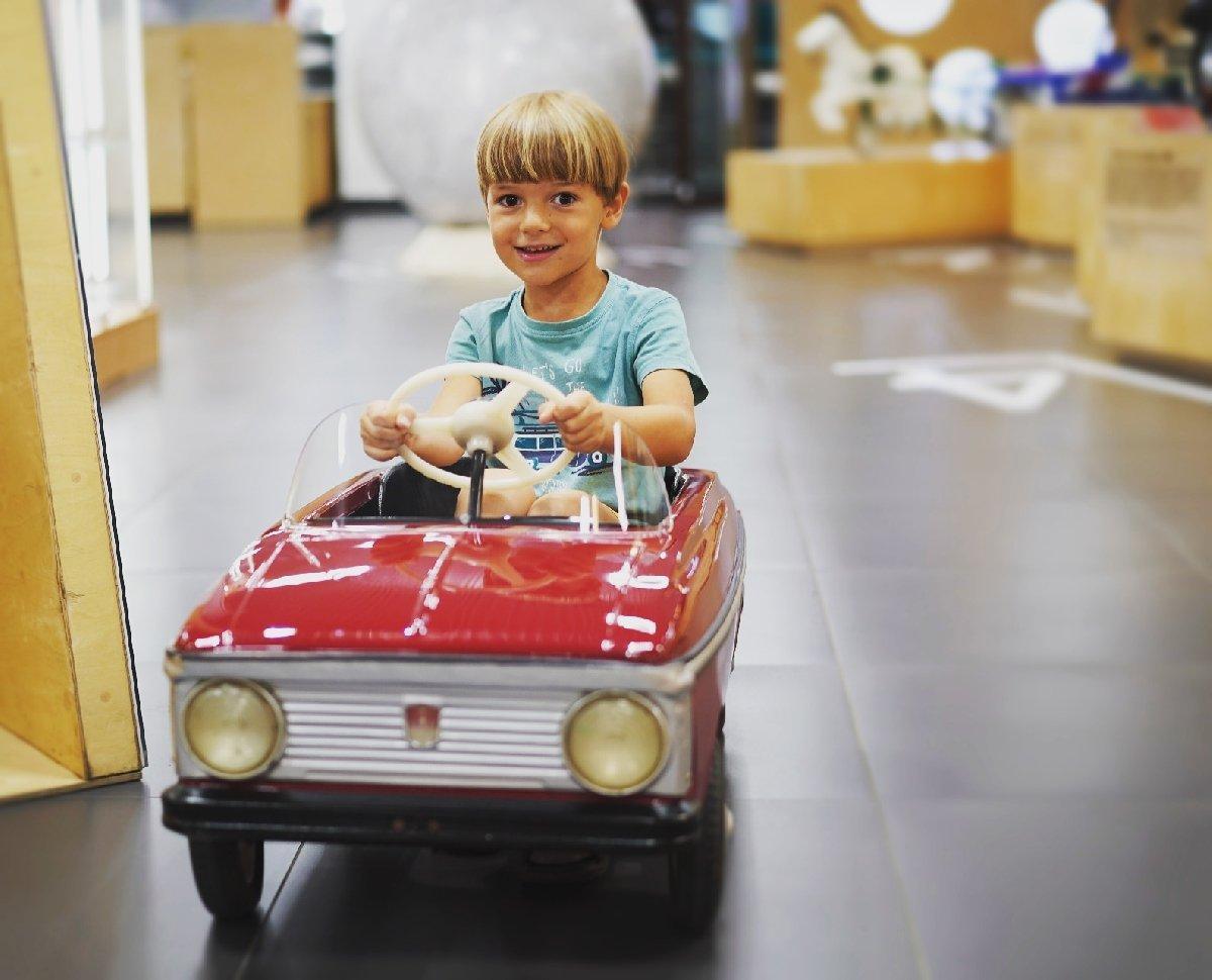 Новогодняя Елка вМузее автомобильных историй