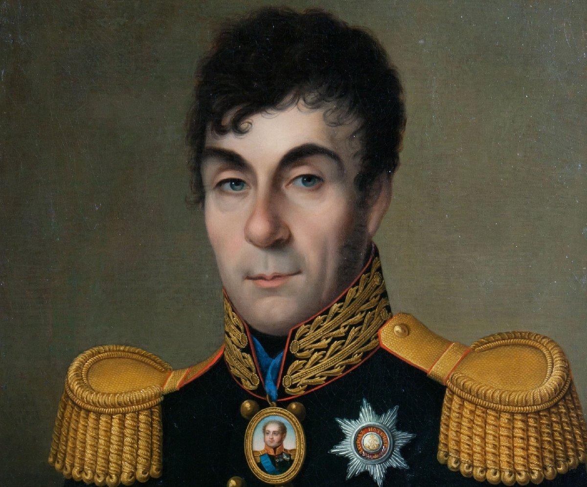 Выставка «Без лести предан». К250-летию содня рождения графа А.А. Аракчеева»