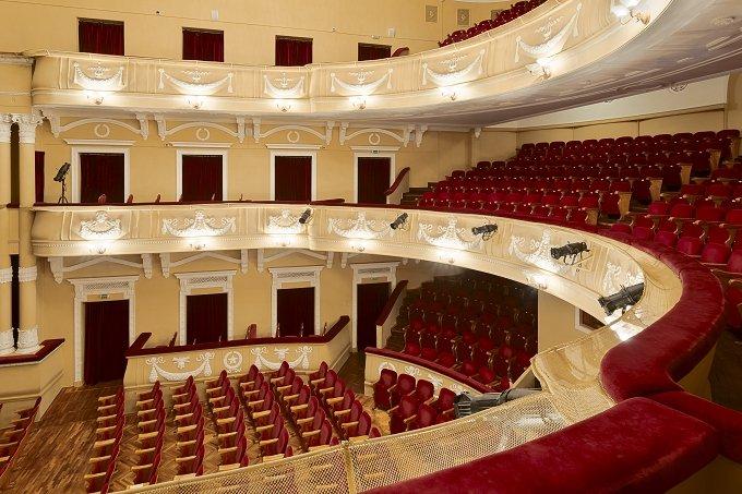 Театрально-концертный зал «Дворец наЯузе»