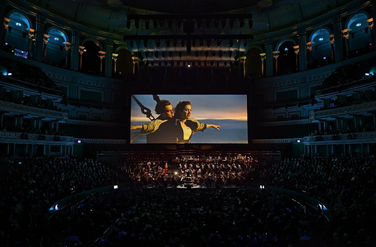 Симфоническое киношоу «Титаник Live inConcert» 2018