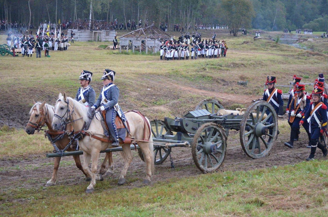 Военно-исторический фестиваль «День Бородина» 2016