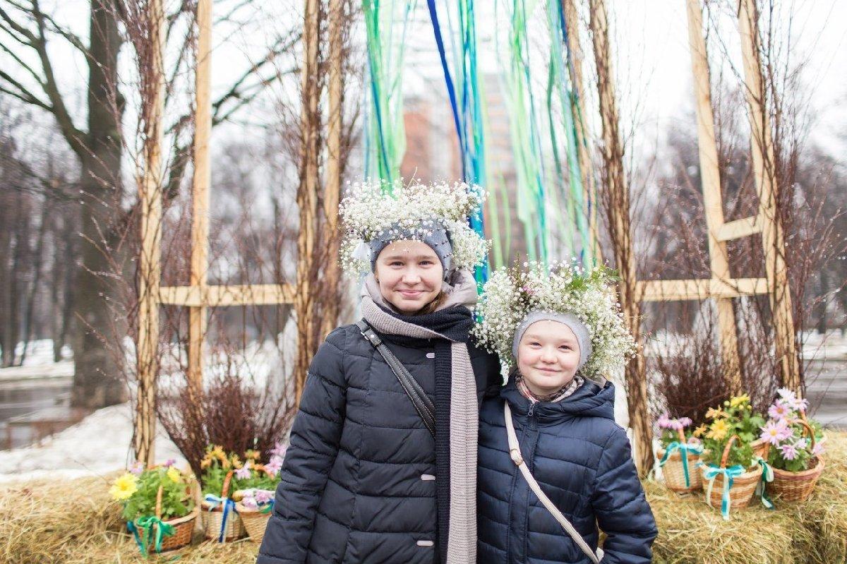 Весенний бал вПеровском парке 2018