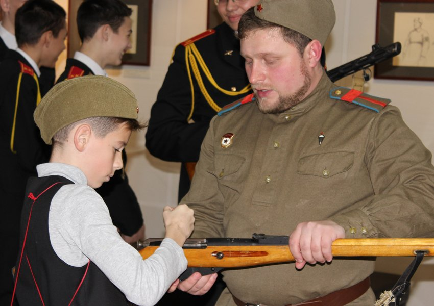 День русского солдата вмузее Героев Советского Союза иРоссии 2019