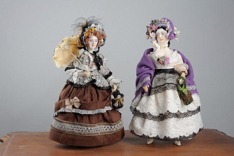 Выставка «Кукла— неигрушка. Игра впространстве серьезного»