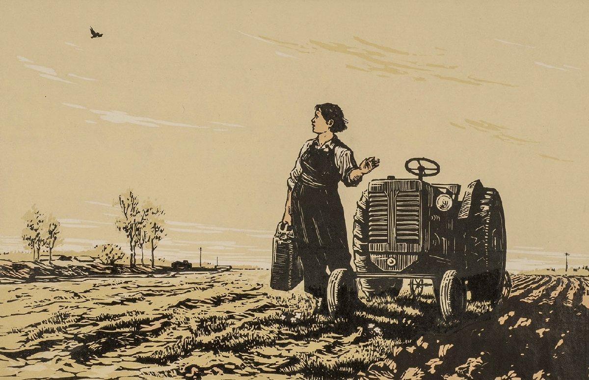 Выставка «Рулевые революции»