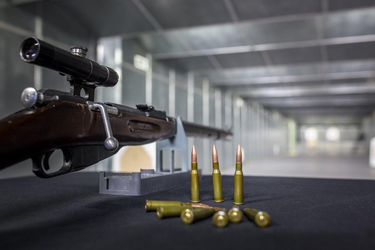 Акция встрелковом клубе «ГЕПАРД»