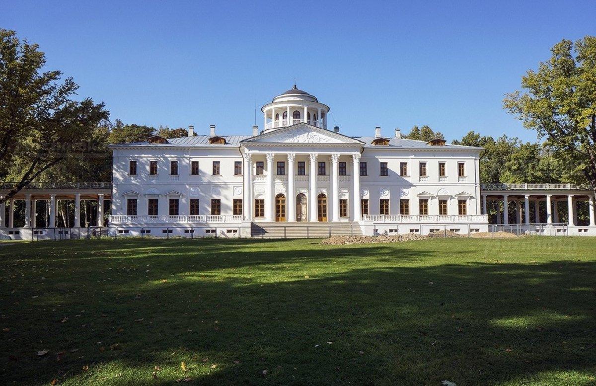 Государственный музей-усадьба «Остафьево»— «Русский Парнас»