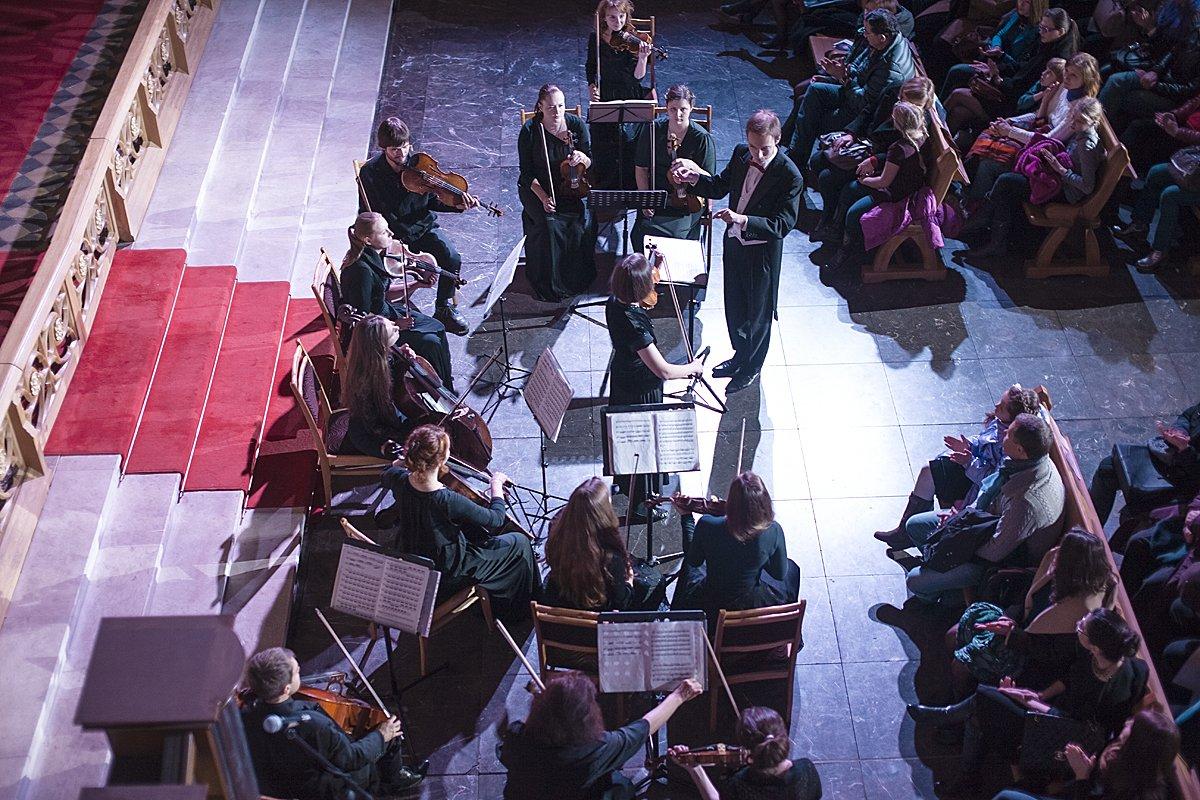 Концерт «Времена года— органная версия»