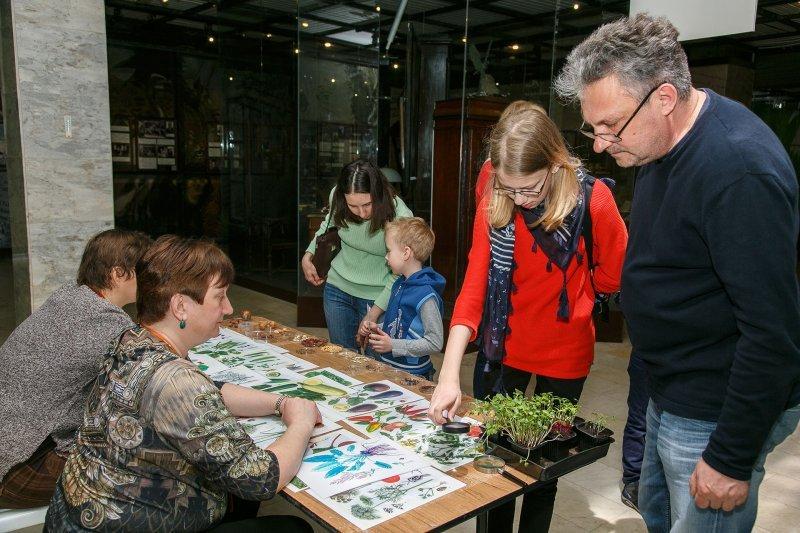 Международный день Земли вДарвиновском музее 2019