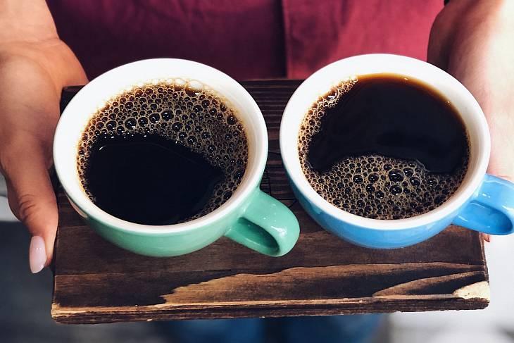 Чемпионат поприготовлению кофе «АэроПресс» 2019