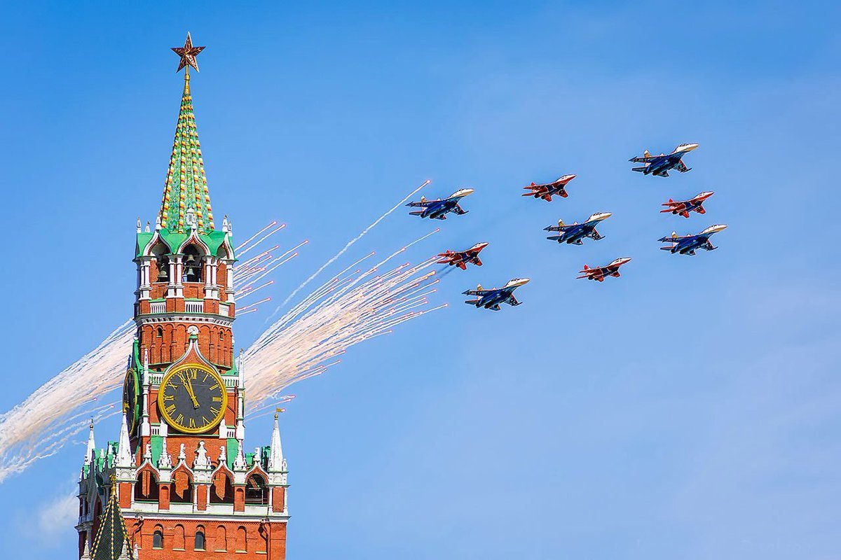 Топ-10 лучших событий навыходные с9 по12 мая вМоскве