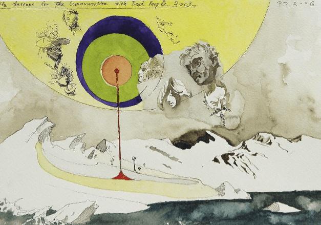 Выставка «Человек как рамка для ландшафта»