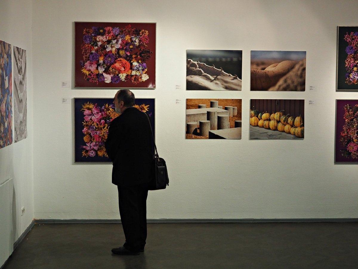 Выставка «Свет. Форма. Цвет»