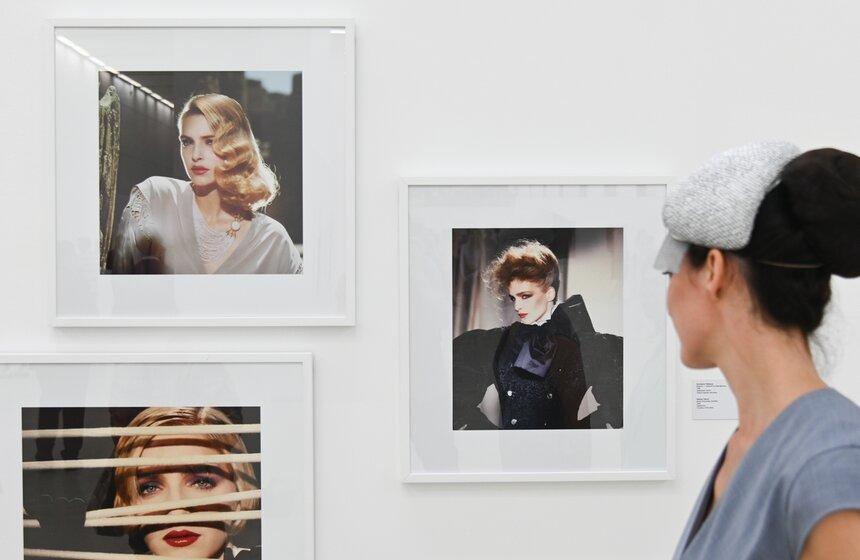 Выставка «Блестящая эпоха. Итальянская мода 80-х»