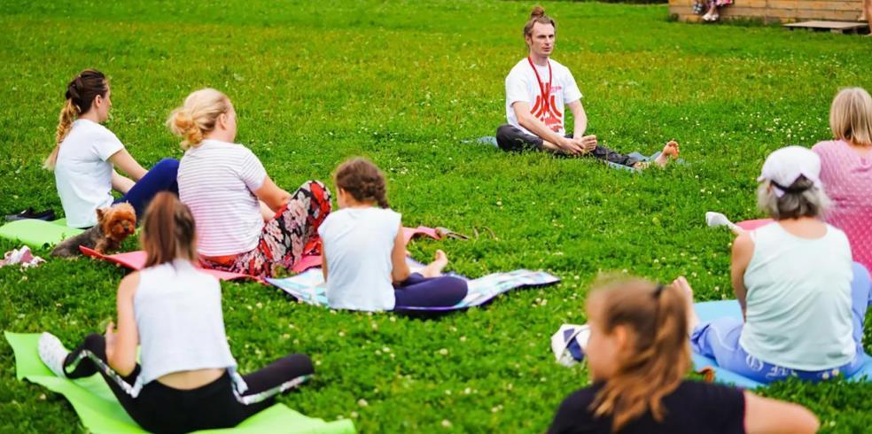 Бесплатные тренировки впарках Москвы «Спортивные выходные» 2020