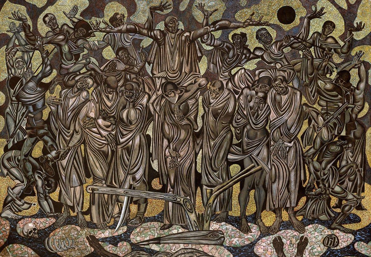 Выставка «Сила жизни. Иосиф Самсонадзе»