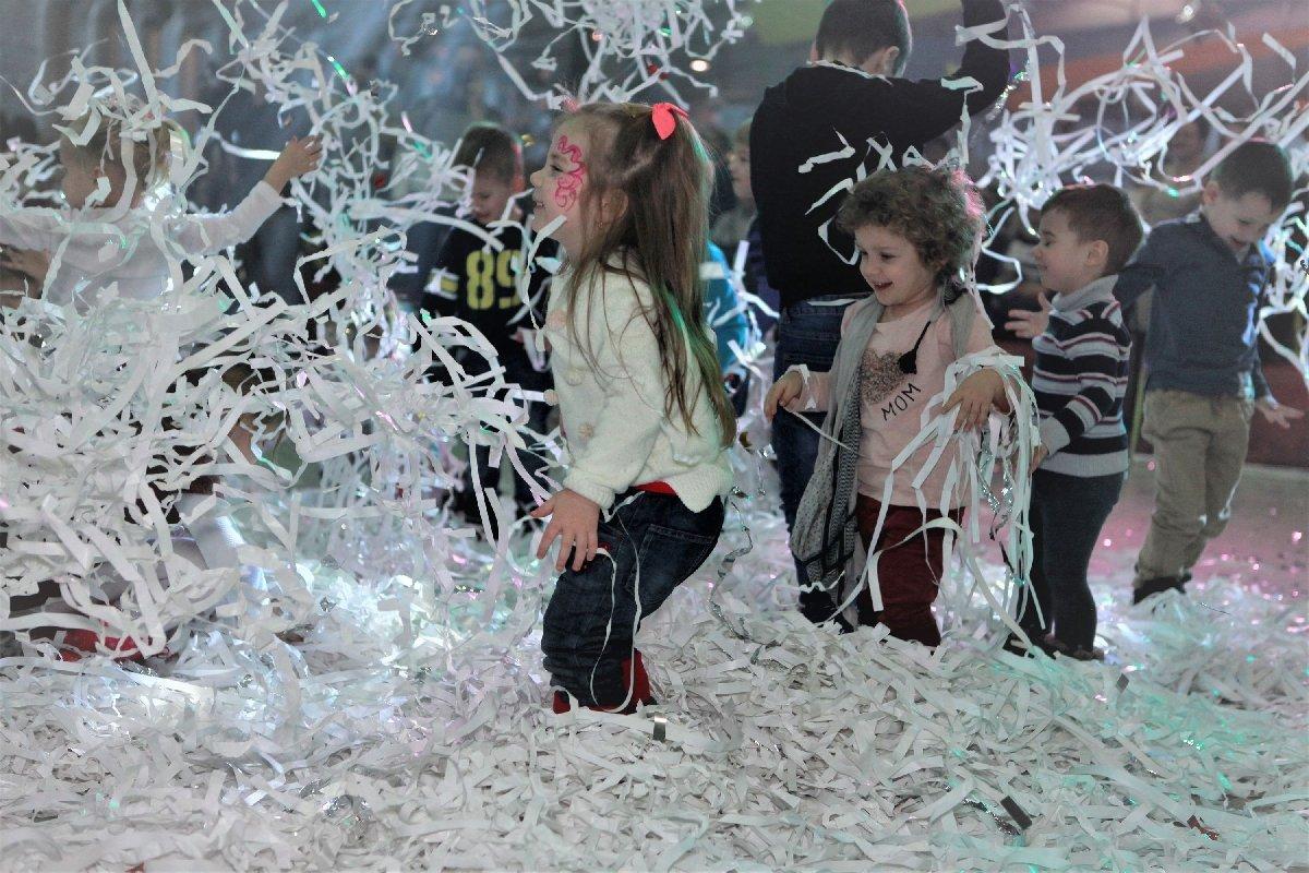 Фестиваль «Рождественский Спортлэнд вСокольниках» 2019