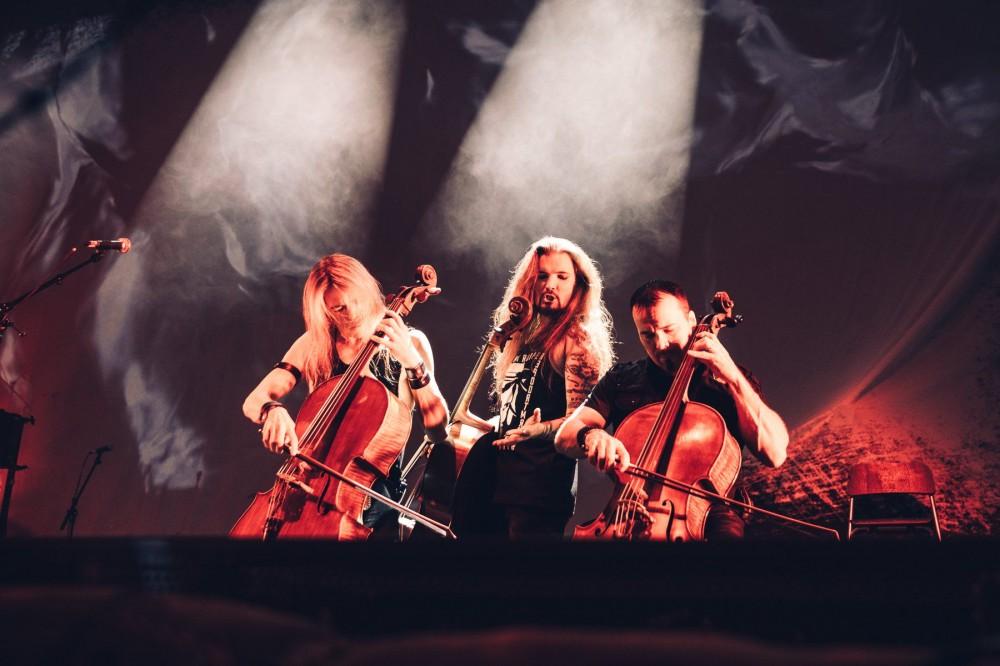 Концерт группы «Apocalyptica» 2021