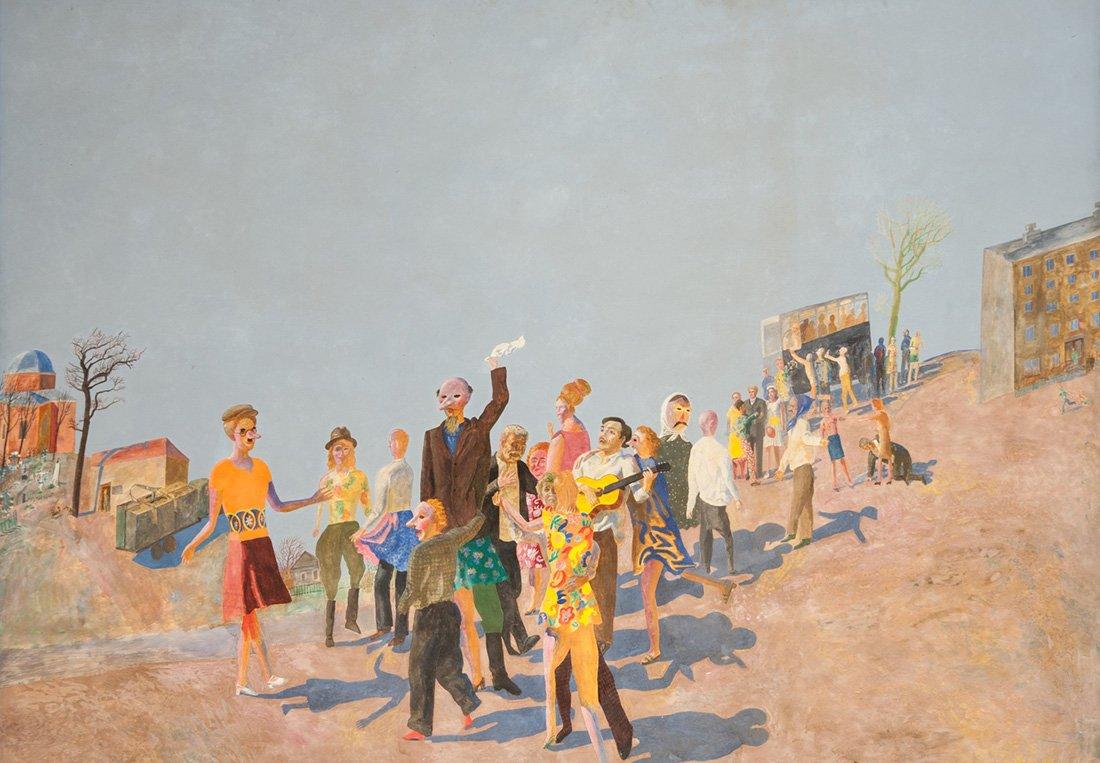 Выставка «Иван Николаев»