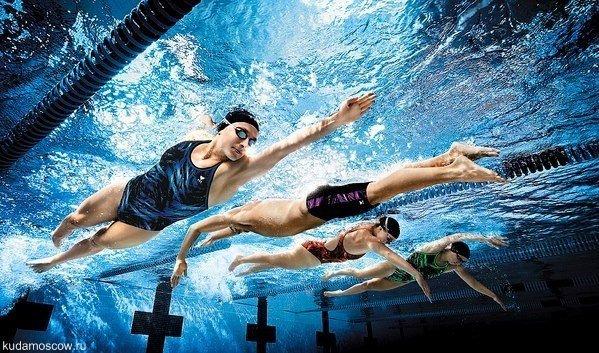 Любительские старты поплаванию «Мой «Олимпийский» рекорд»