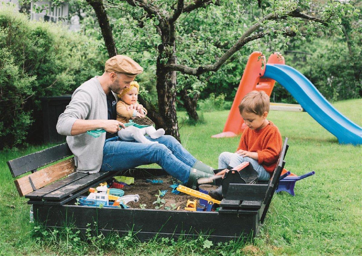 Презентация книги «Nordic Dads: 14 историй отом, как активное отцовство меняет жизнь детей иих родителей»