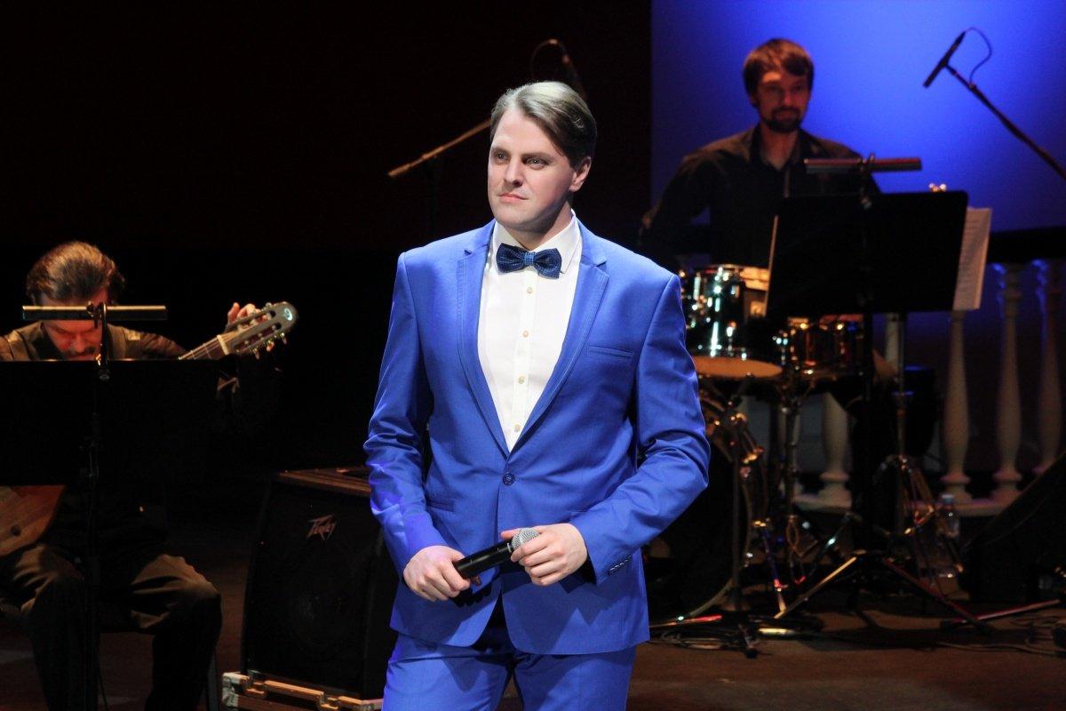 Концерт Ивана Ожогина «В День Рождения» 2020