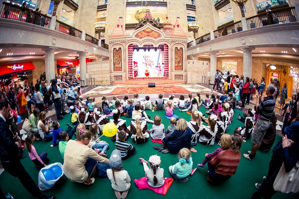 Фестиваль «Театр– детям» вЦДМ наЛубянке