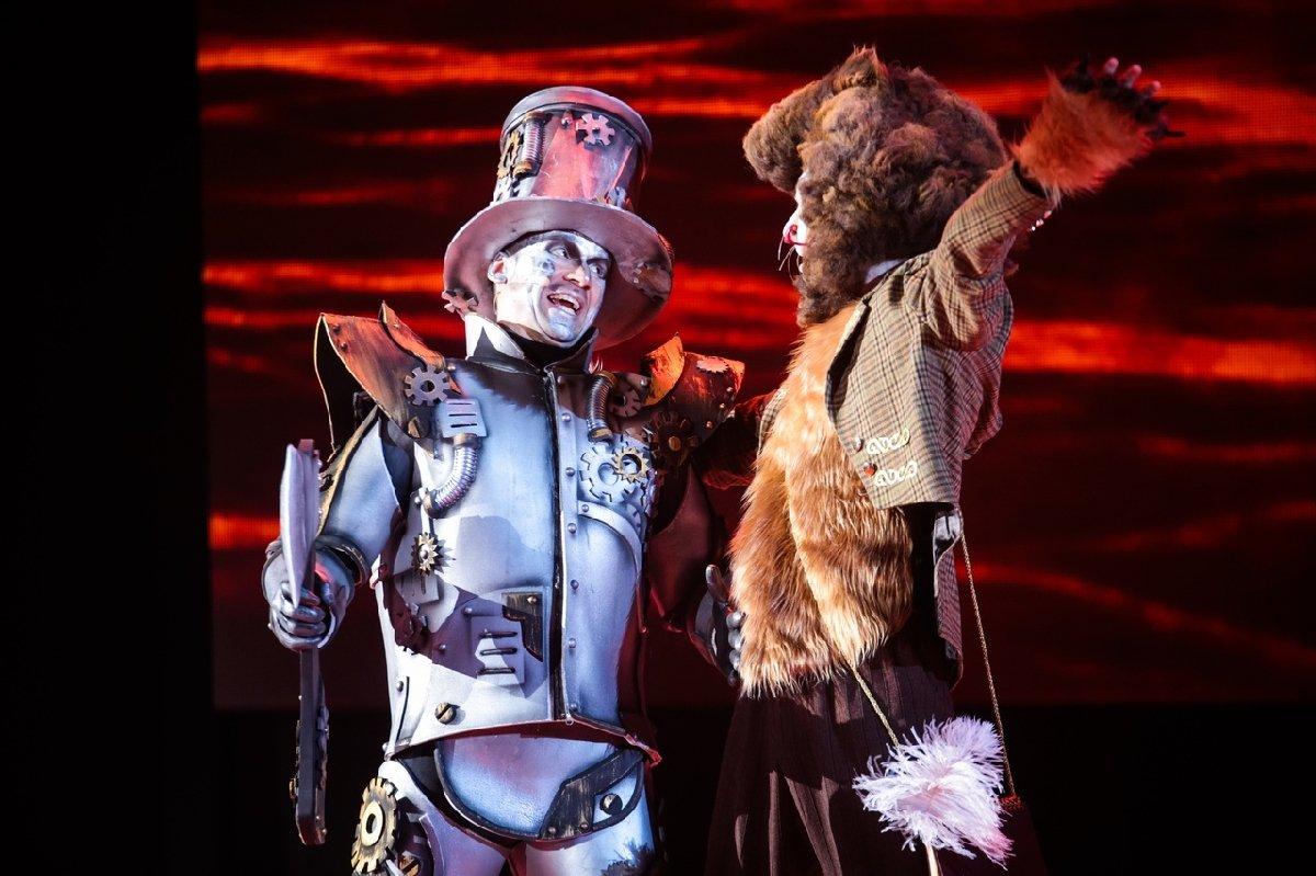 Цирковой мюзикл «Изумрудный город» 2020/2021