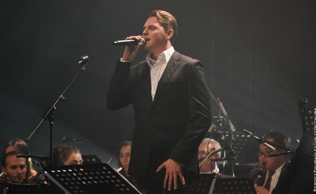 Концерт Ивана Ожогина 2019