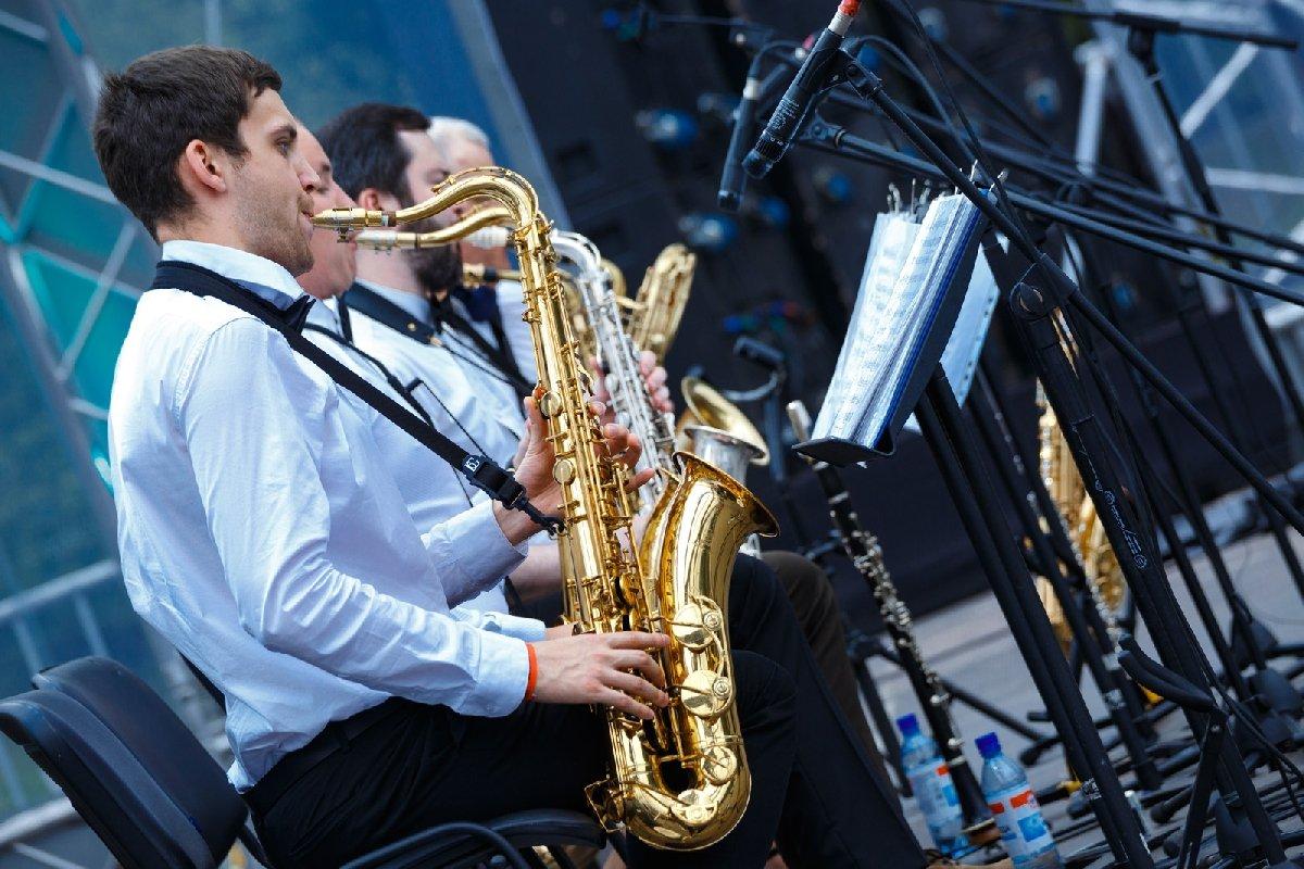 Гала-концерт Фестиваля духовых оркестров 2017