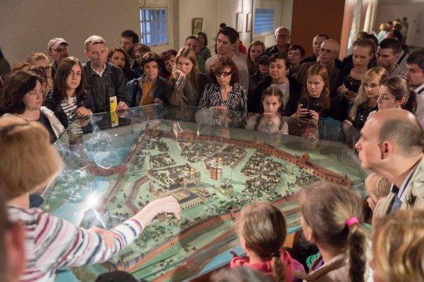 Выставка «История Москвы для детей ивзрослых»