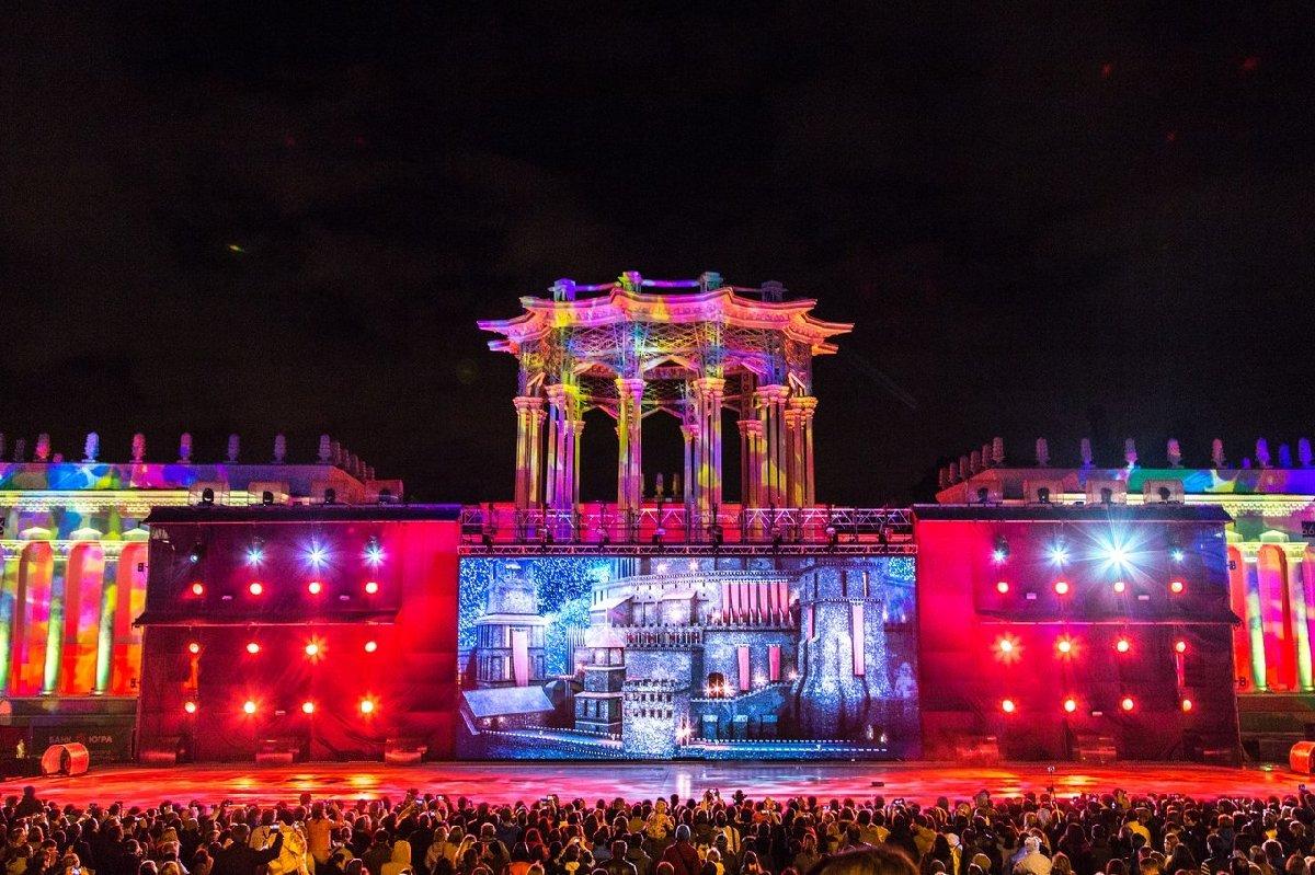 Фестиваль «Круг Света» 2017