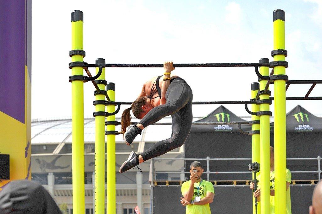 Соревнования посиловым видам спорта вЛужниках 2017