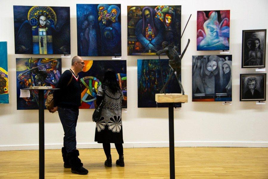 Российская неделя искусств 2016
