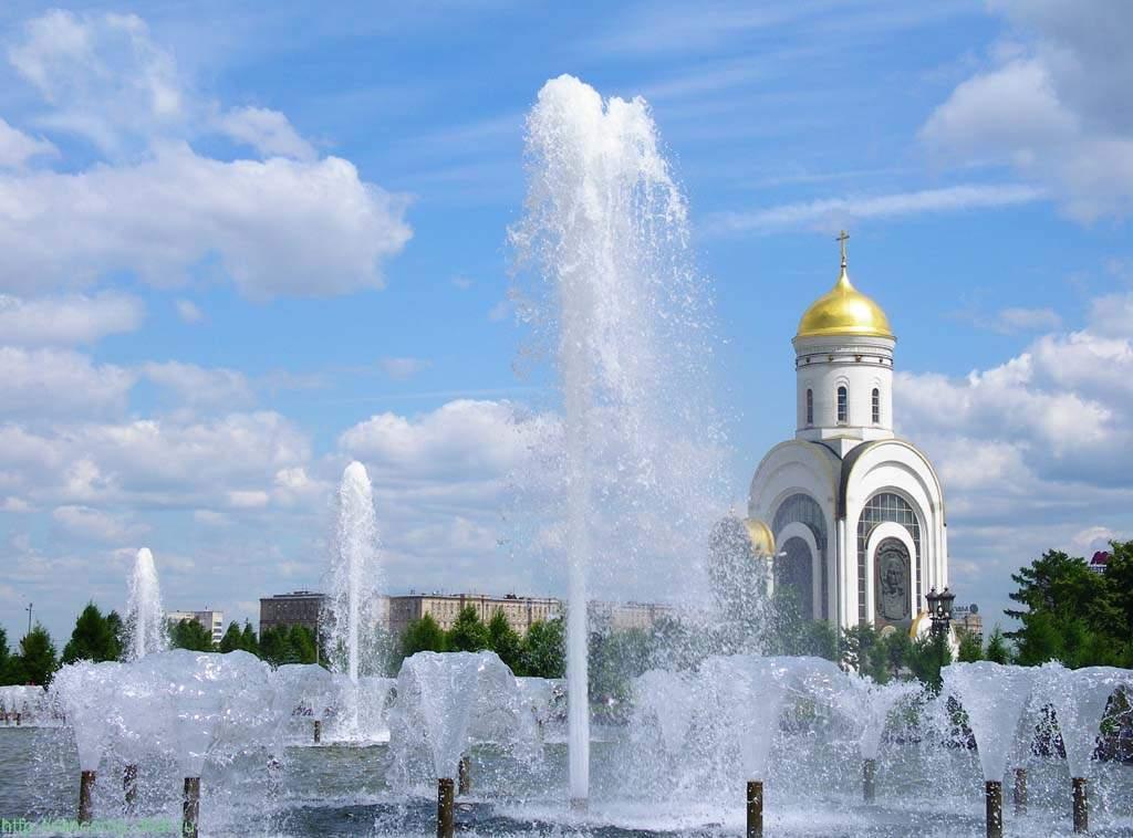 Обзорная автобусная экскурсия «Незабываемая Москва»