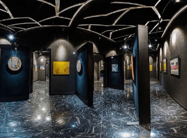 Художественная галерея «Rohini gallery» наБ. Академической