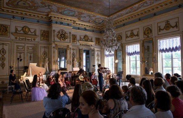Музыкальный фестиваль «Органные вечера вКусково» 2015