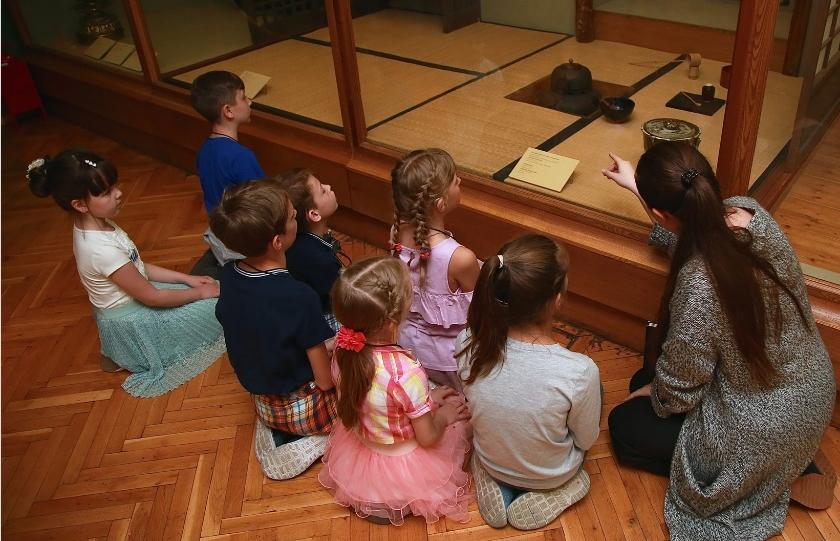 День защиты детей вМузее Востока 2021