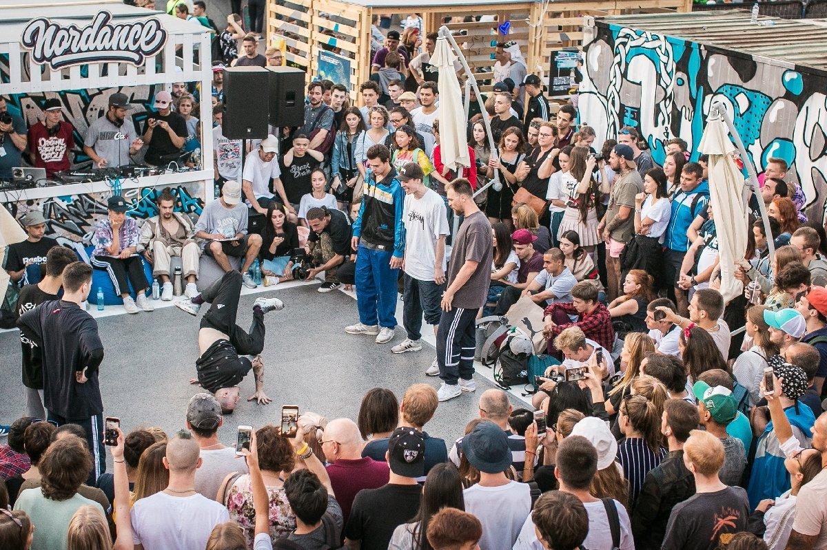 Фестиваль хип-хоп культуры Nordance Battle 2019